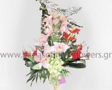 Σύνθεση με Λουλούδια 1