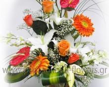 Σύνθεση με Λουλούδια 16