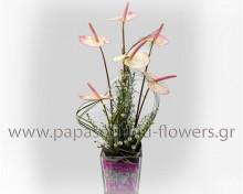 Σύνθεση με Λουλούδια 2