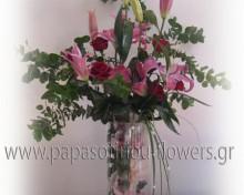 Σύνθεση με Λουλούδια 9