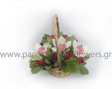 Καλάθι με Λουλούδια 13