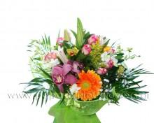 Μπουκέτο Λουλούδια