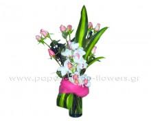 Λουλούδια σε Βάζο 3