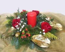 Χριστουγεννιάτικο κασπώ 2