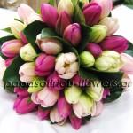 tulipcollorbouquet